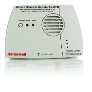 co detector, Boiler Service